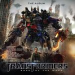 Transformers: Dark of the Moon – The album