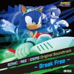 Sonic Free Riders (Original Soundtrack)