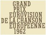 Eurovision 1962 (Luxembourg, Luxembourg)