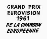 Eurovision 1961 (Cannes, France)